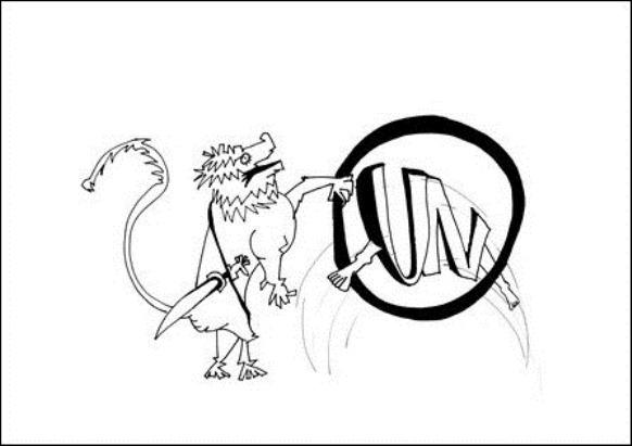 TamilNet_Cartoon_UN_Lion_100729_445