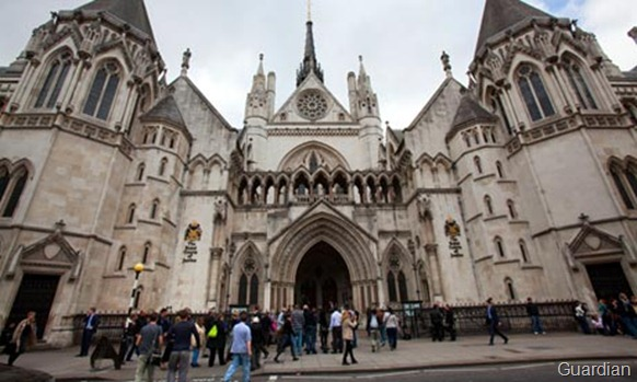 The high court has granted reprieves to a number of Tamils due to be deported on a UKBA flight on Tuesday. Photograph: Graham Turner for the Guardian