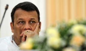 Mahinda Samarasinghe (AFP/File, Ishara S. Kodikara)