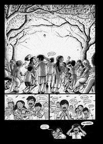 Tamil civilians fleeing shelling