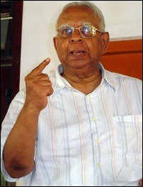 TNA Parliamentary Group leader R. Sampanthan
