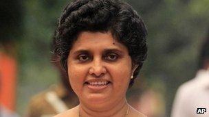 Shirani Bandaranayake denies all the allegations