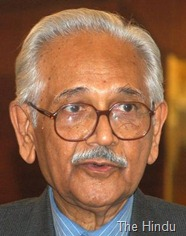 The Hindu Justice J.S. Verma. File Photo: Sushil Kumar Verma
