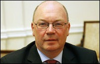 Alistair Burt, the Parliamentary Under Secretary of State, Foreign and Commonwealth Office, UK.