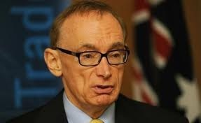 Bob Carr, Minister for Foreign Affairs, Australia