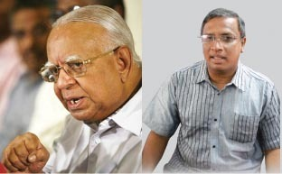 R. Sampanthan and M. A. Sumanthiran