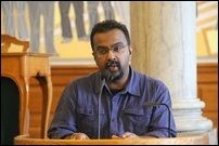 Exiled Journalist Bashana Abeywardane