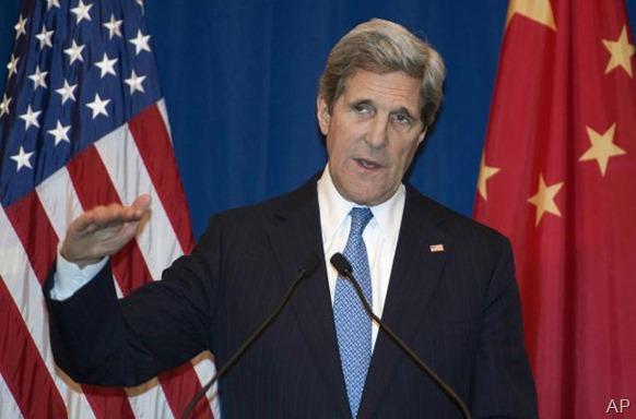 AP U.S. Secretary of State John Kerry