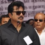 We stand united for Sri Lankan Tamils: Sarath Kumar