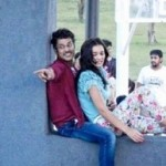 Vikram's new look for 'I' spotted !