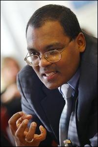 Terrorsim professor Rohan Gunaratna