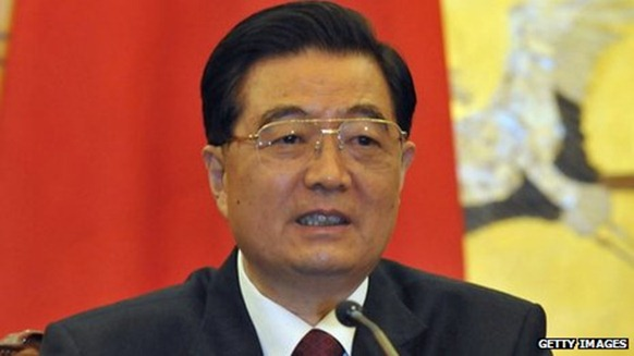 Chinese ex-President, Hu Jintao