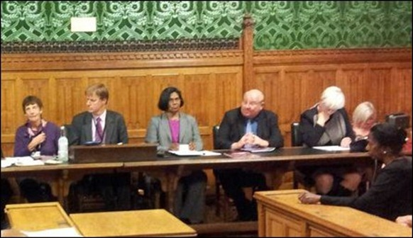 CCD's report on war widows was launched on Wednesday, 16 October 2013, at House of Commons. The event was chaired by Mr Stephen Timms, MP for Eastham.