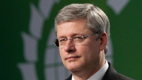 Canadian Prime Minister, Stephen Harper