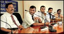 Doctors V. Shanmugarajah, Thurairaja Varatharajah, Thangamuttu Sathiamurthi, Sivapalan and Ilancheliyan Pallavan, recant story