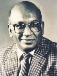 Professor Stanley Jeyaraja Tambiah (1929 - 2014)