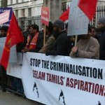 Tamils in UK protest against British role in EU ban on LTTE