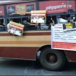 Tamil Nadu students rally against BJP invitation to Rajapaksa