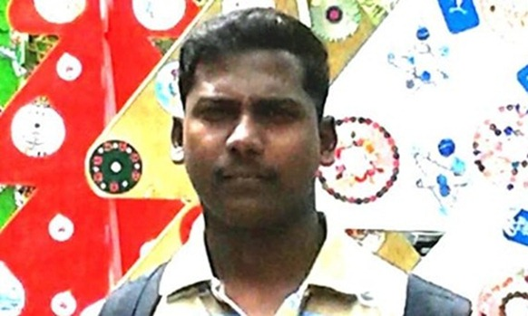 Leo Seemanpillai: 'Gradually his psychological state deteriorated and he tipped over the edge.' Photograph: Asylum Seeker Resource Centre/supplied