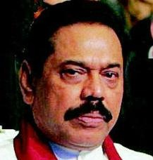 """We will not allow them into the country,"" said Rajapakse, who is under international pressure to cooperate with the UN-mandated investigation."