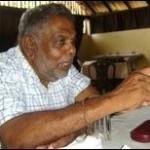 Funeral of veteran activist Manickasothy held in Uduvil, Jaffna