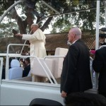 Pope Francis at Madu: 'Our Lady remained always with you'